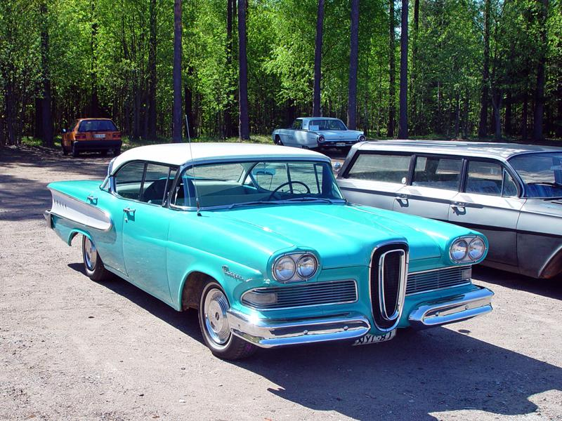 Top 10: Ford Edsel