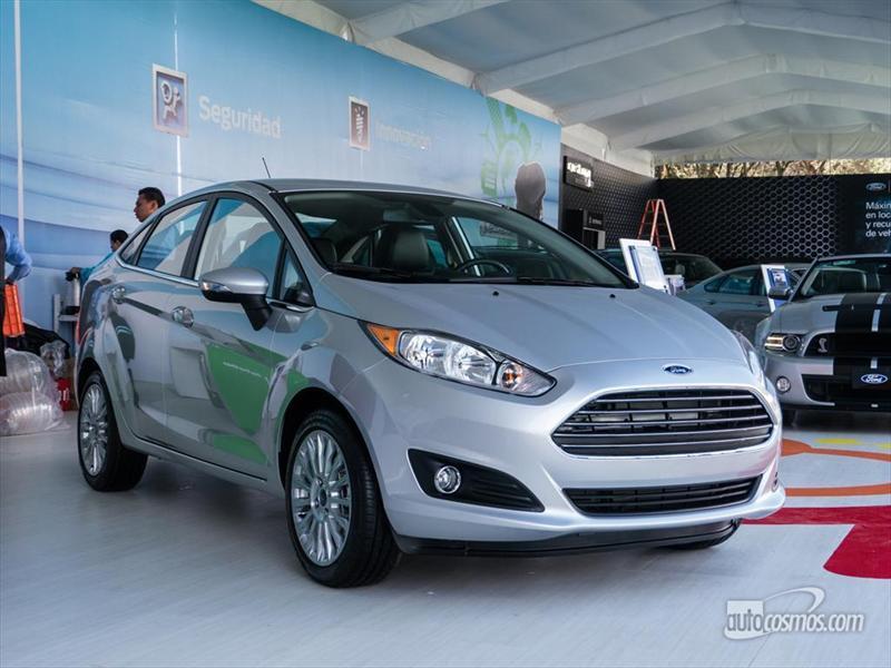 Ford Fiesta 2014 Titanium