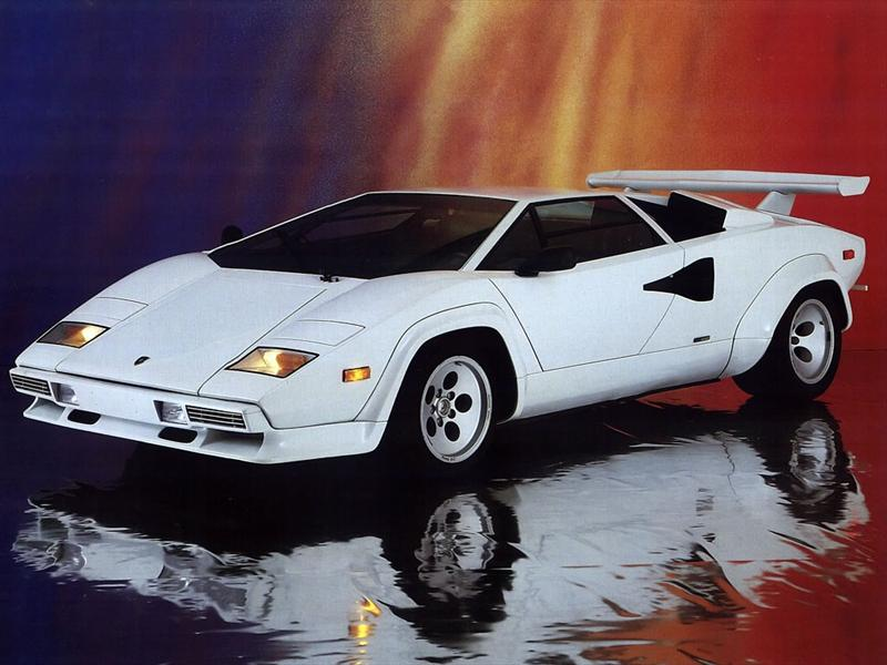 11. Lamborghini Countach