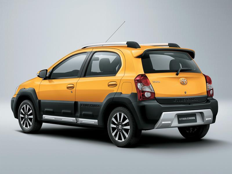 Nuevo Toyota Etios Cross