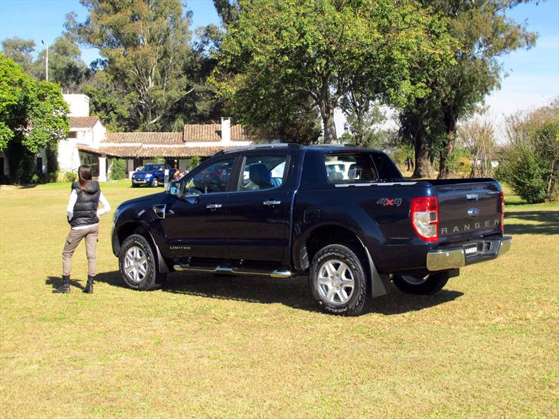 Presentación Nueva Ford Ranger