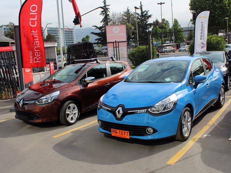 Nuevo Renault Clio 2016 Estreno en Chile