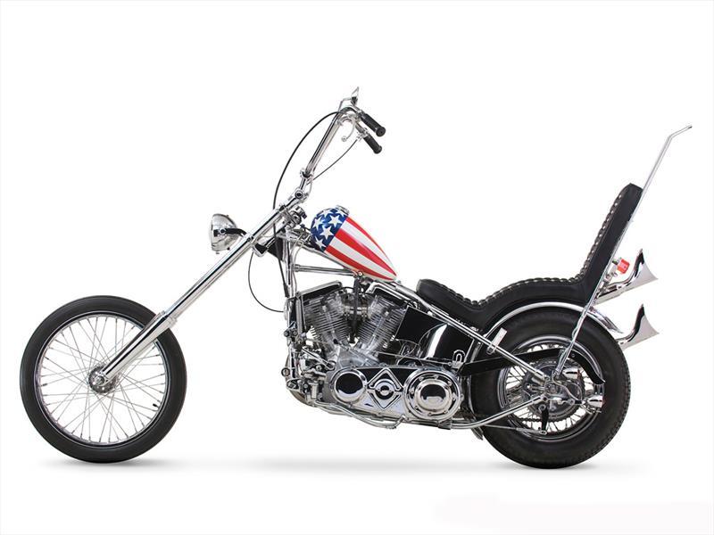 Motocicleta Harley-Davidson del film Easy Rider