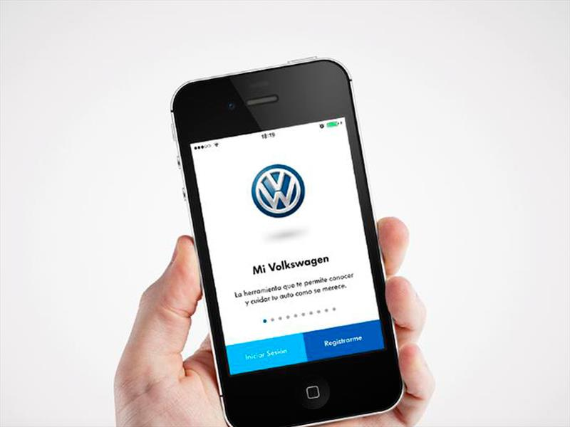 Mi Volkswagen la nueva app para México