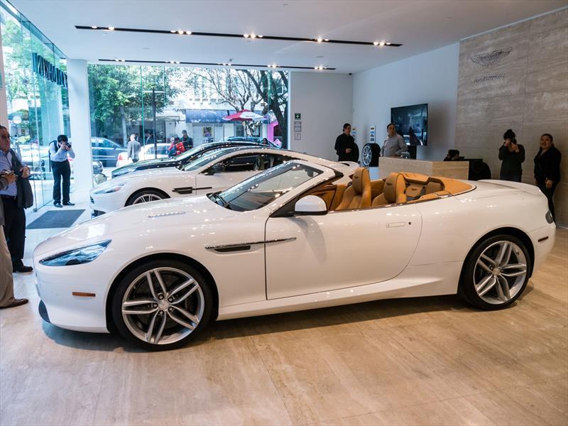Distribuidor Aston Martin en México