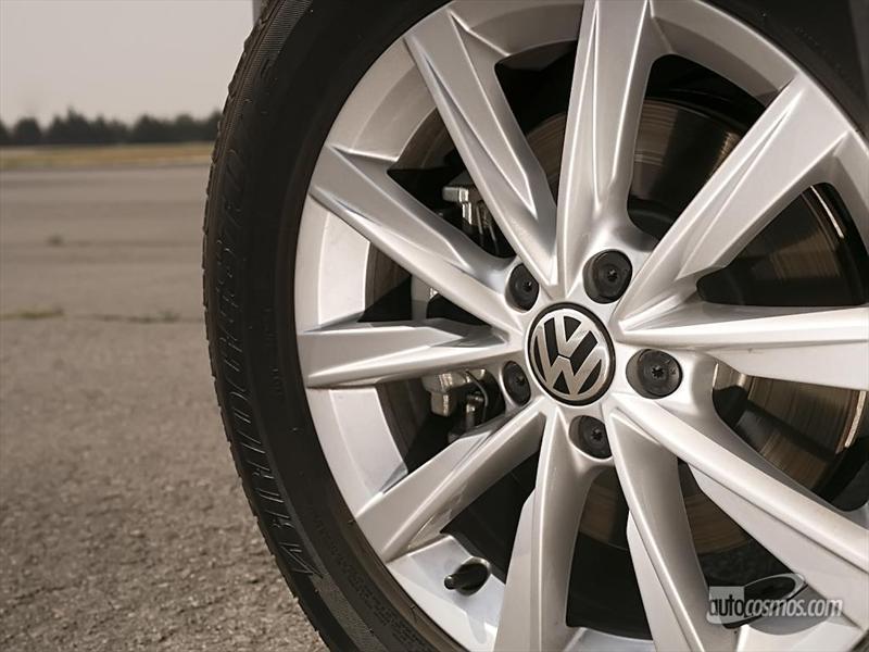 Volkswagen Tiguan 2012 prueba