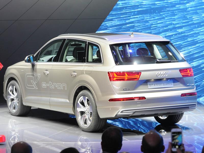 Audi Q7 e-tron quattro TFSI