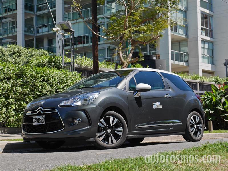 Citroën DS3 a prueba