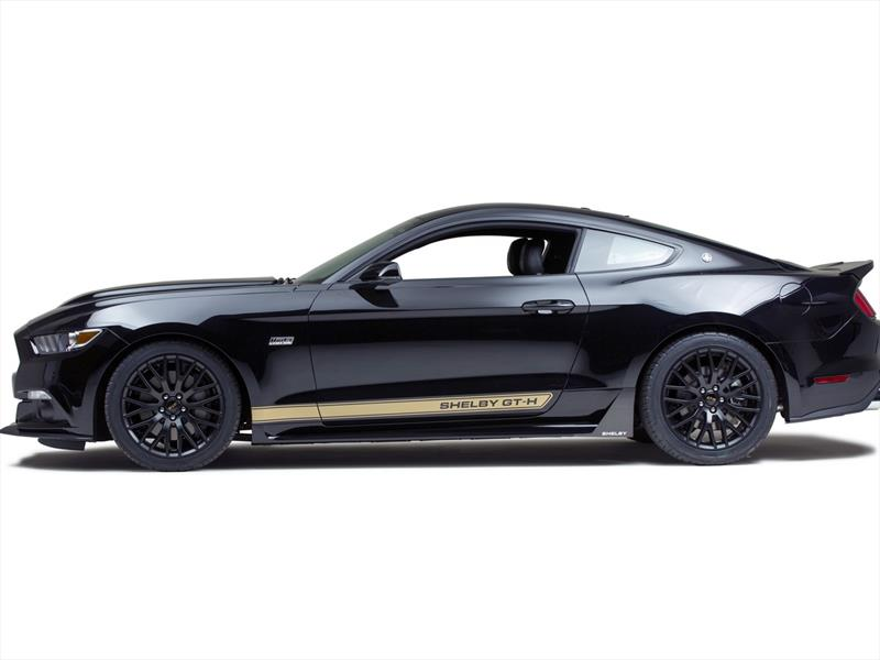 Ford Shelby GT-H 2016