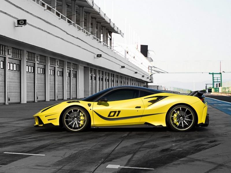 Mansory Ferrari 4XX Siracusa