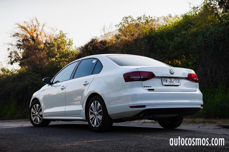 Volkswagen Bora 2017 - Test Drive
