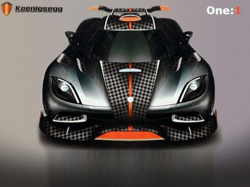 Koenigsegg One:1 2014
