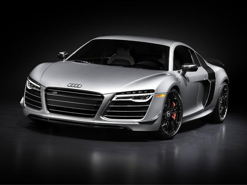 Audi R8 competition 2015