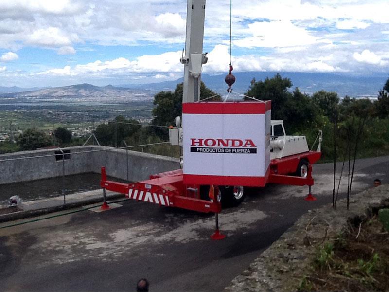 Honda presenta sus Productos de Fuerza