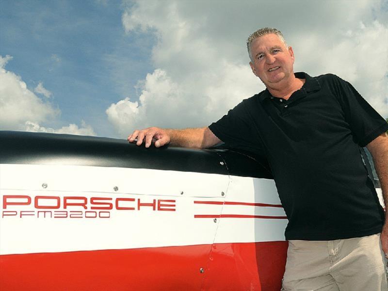 Porsche y la aviación