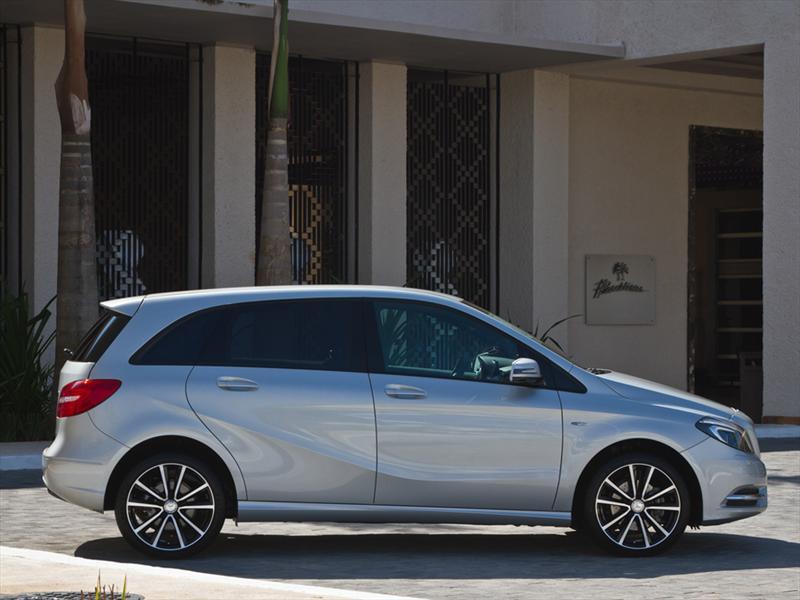 La nueva Clase B de Mercedes-Benz debuta en México