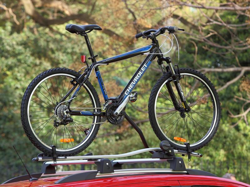 Línea de bicicletas Chevrolet