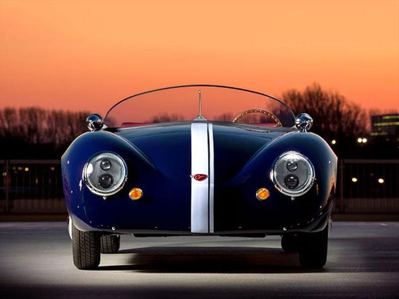 Carice MK1 un Porsche réplica eléctrico