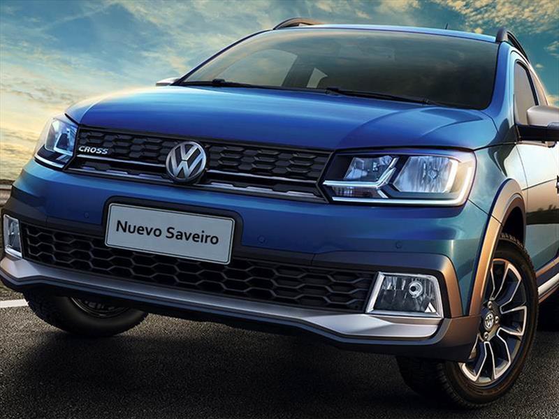 Volkswagen Saveiro y Cross, renovación 2016