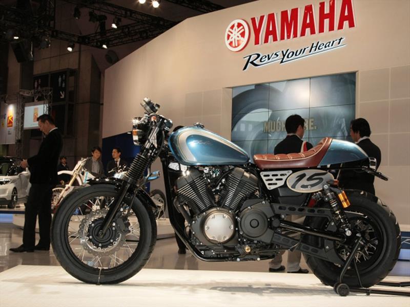 Yamaha Concept Bikes