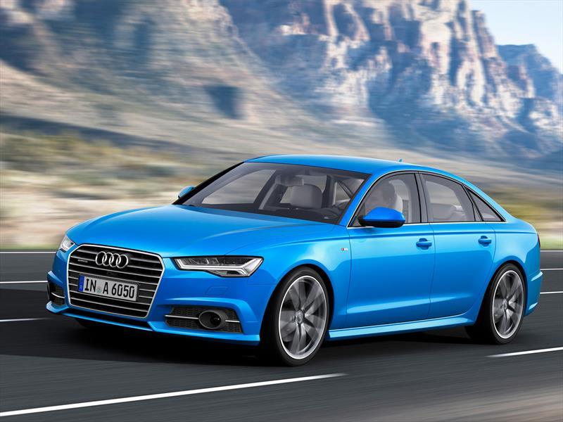 Audi A6 en el Salón de París