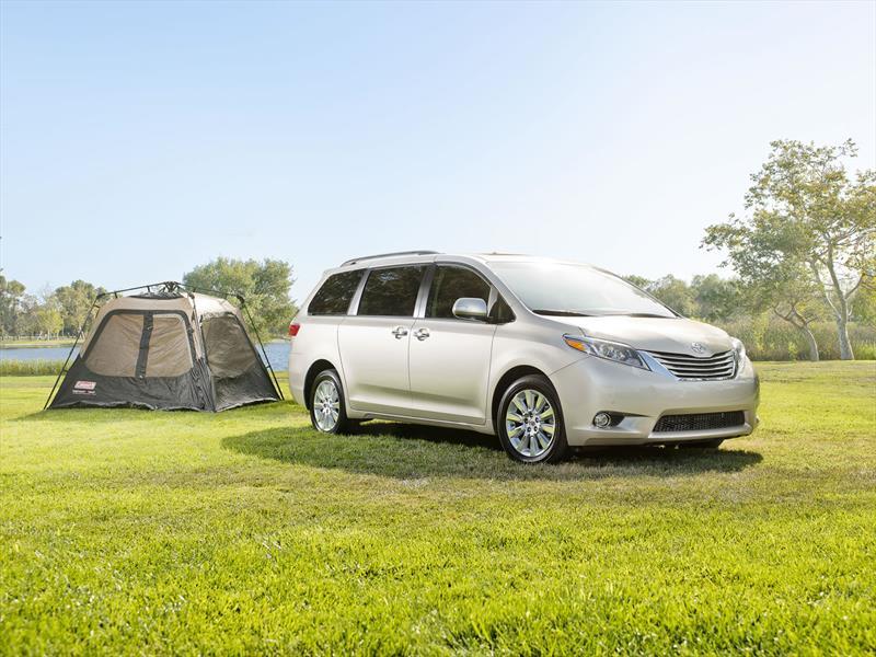 ¿Por qué debes comprar una minivan?