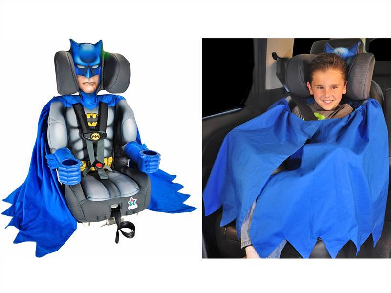 Sillas de seguridad con personajes infantiles
