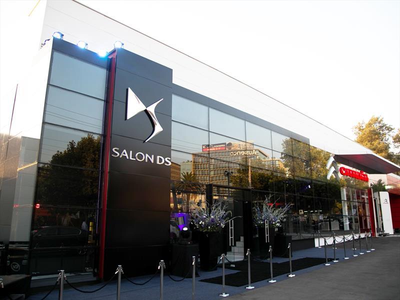 DS Inaugura local en Santiago de Chile