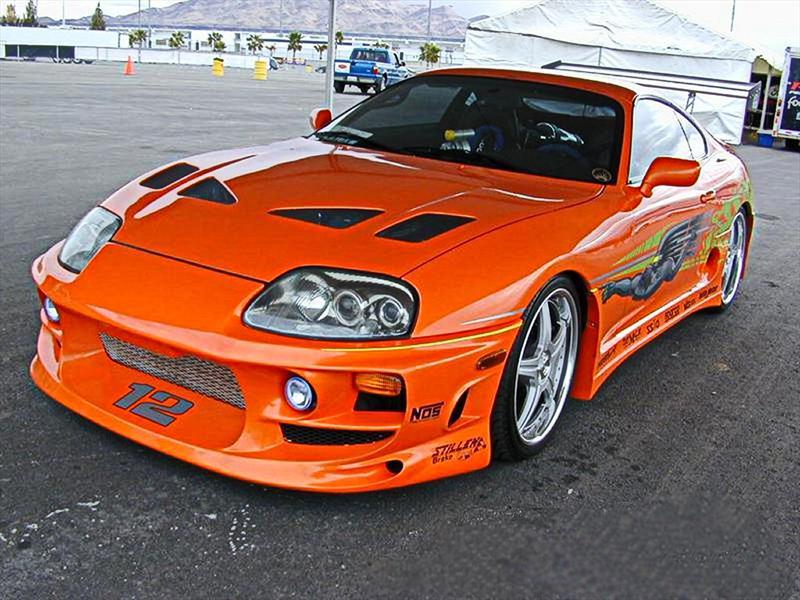 Top 10 Rápido y Furioso: Toyota Supra RZ