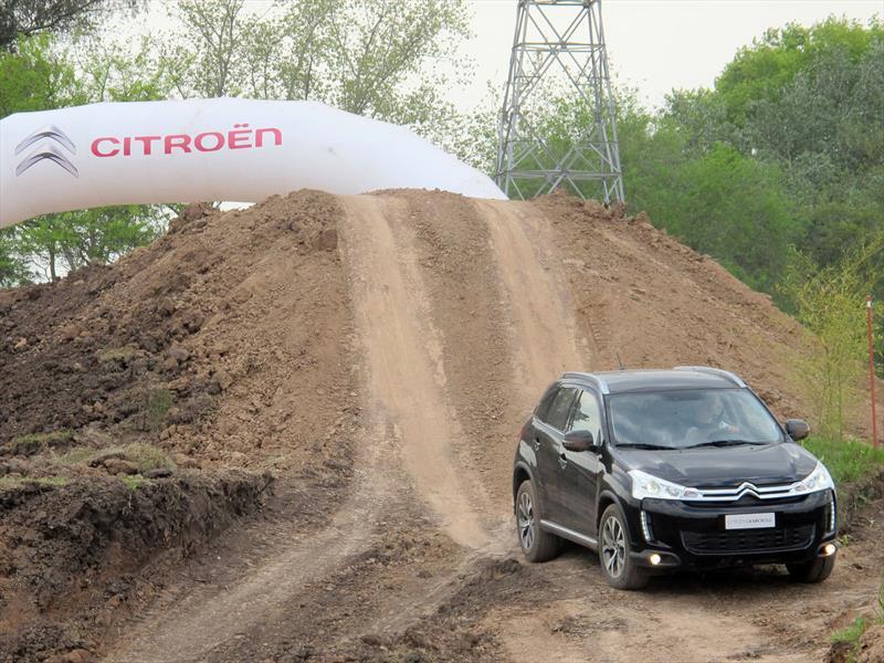 Citroën C4 Aircross llega a Argentina