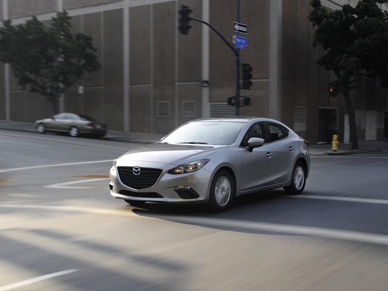 Mazda3 2014 llega a México