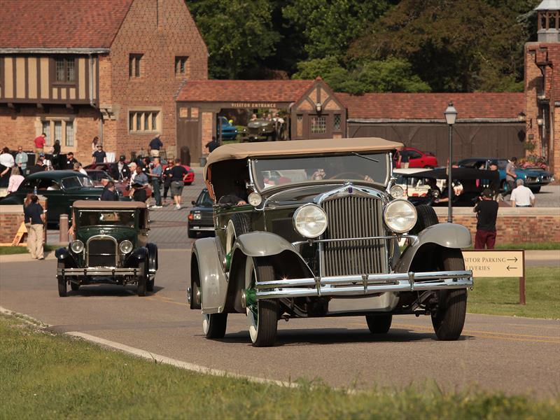 Los 100 años de Dodge