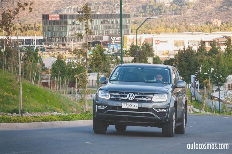 Test Drive: Volkswagen Amarok 2017
