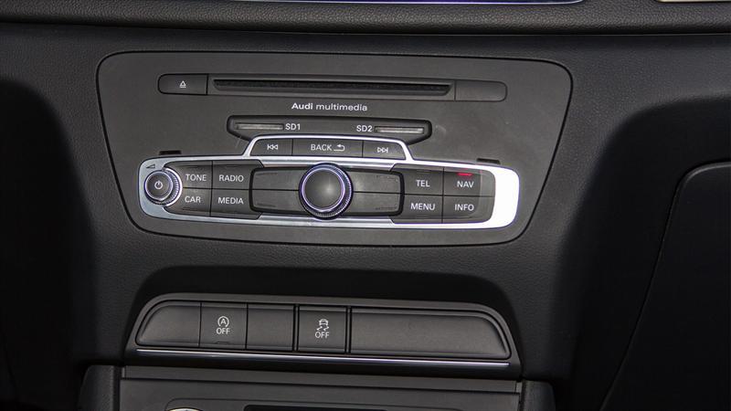 Audi Q3 S-Line 2013