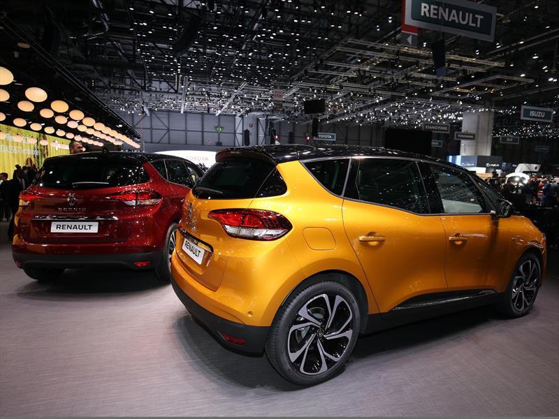 Renault Scenic 2017