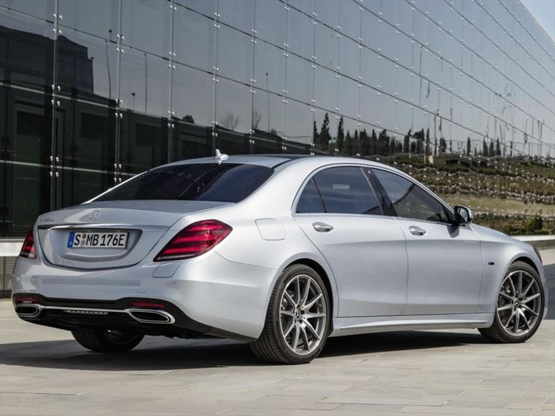 Mercedes-Benz Clase S 506e