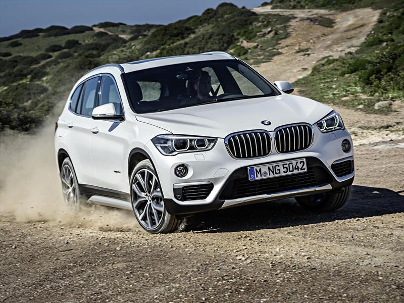 BMW X1 presenta su segunda generación