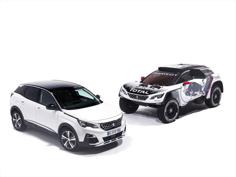 Peugeot 3008 DKR 2017