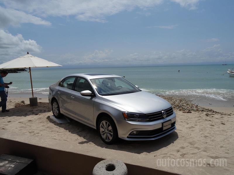 Volkswagen Nuevo Jetta 2015