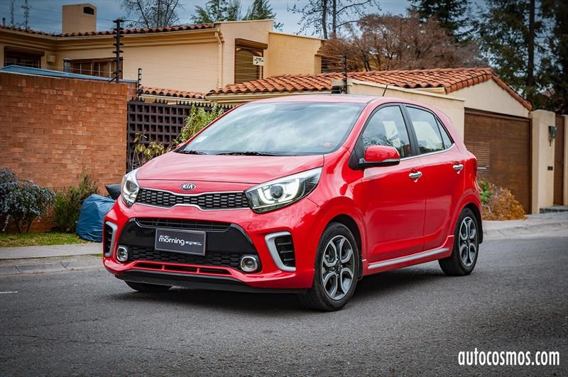 Test Drive: Kia Morning GT-Line 2018