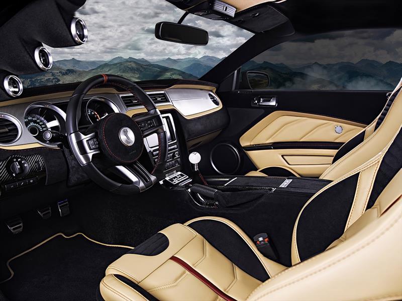 Shelby Mustang GT500 Super Snake por Vilner