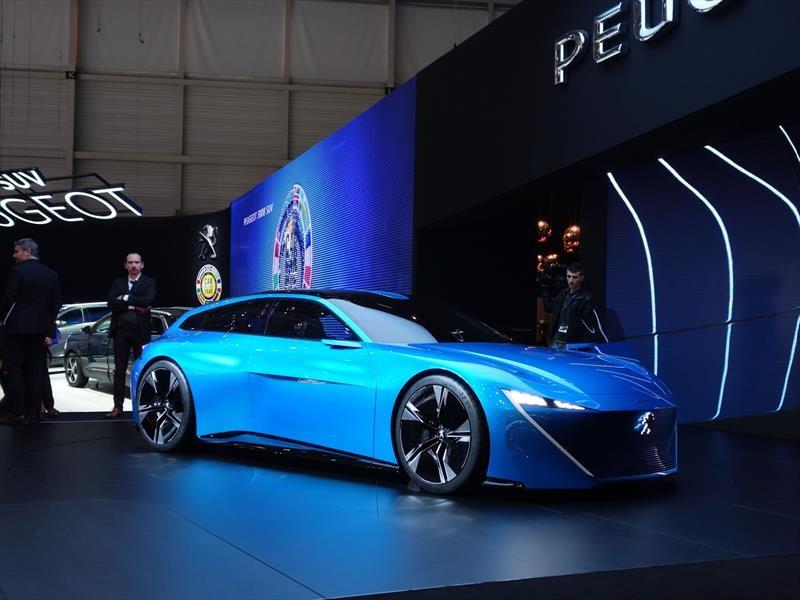 Peugeot Instinct Concept 2017