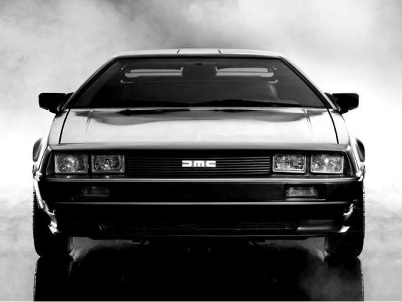 Top 10: De Lorean DMC 12