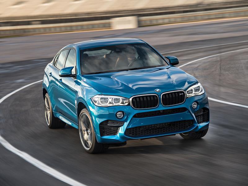 BMW X6 M a prueba