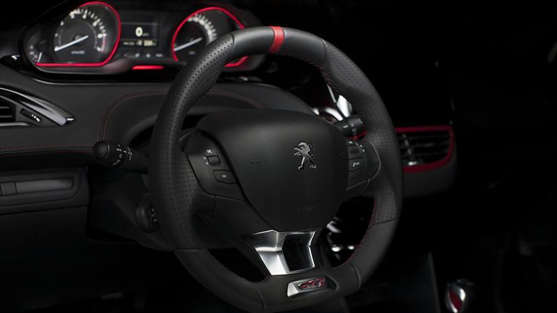Peugeot 208 GTi en el Salón de París