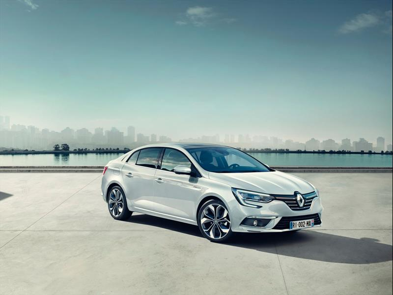 Renault Mégane Sedán