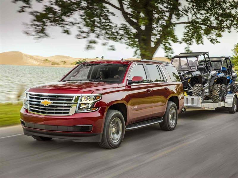 Chevrolet Tahoe Custom 2018