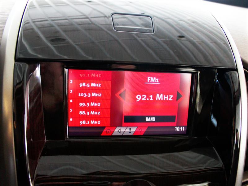 Mahindra XUV500 Lanzamiento oficial en Chile
