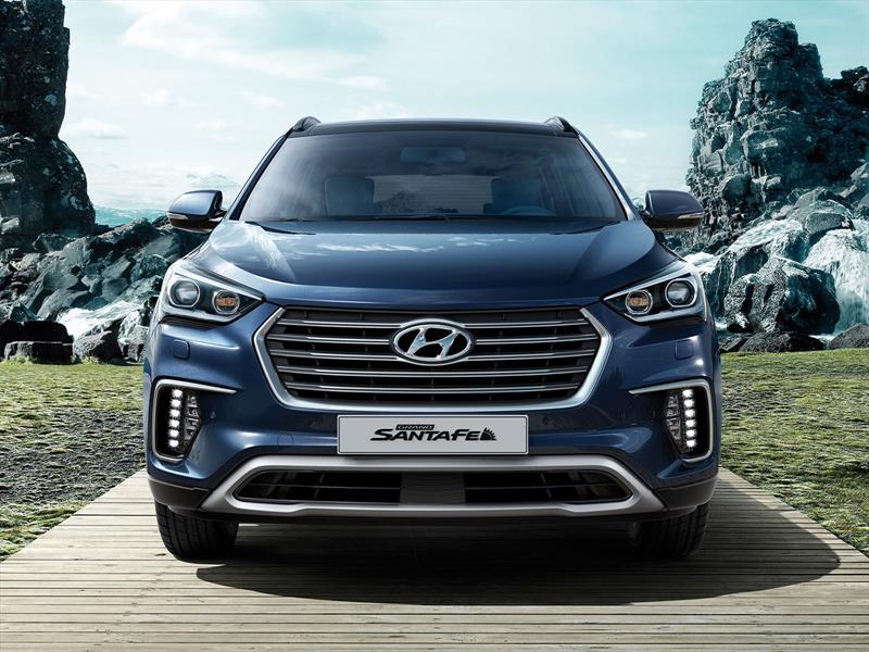 Nuevas Hyundai Santa Fe y Grand Santa Fe