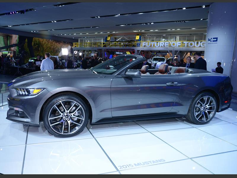 Ford Mustang Convertible en Detroit